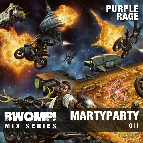 MartyParty BwompBeats Mixtape vol 11