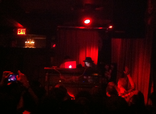 tokimonsta killing it in NYC
