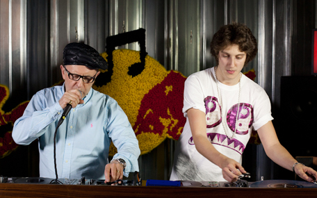 David Rodigan and Toddla T on Red Bull Music Academy Radio