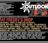 Outlook Fest Lineup announced, tickets ON SALE NOW