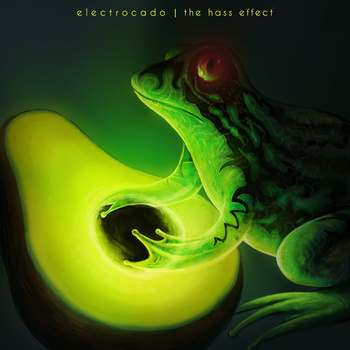 electrocado is the live glitch hop fusion project of mr bill and ryanosaurus