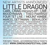 Dimensions Festival Adds Four Tet, Carl Craig, Mount Kimbie, more