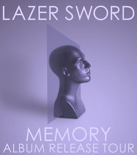 SAT: LAZER SWORD, MRRI$, DJ MIKE Q, HELIX, more [10PM/ $10]