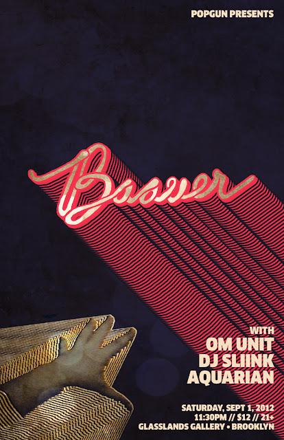 \Baauer Om Unit, DJ Sliink, Aquarian Glasslands Gallery Brooklyn, NY Sat, September 1
