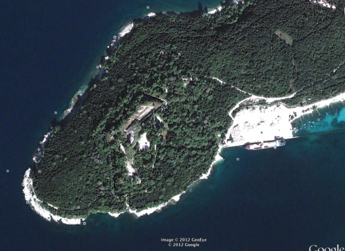 fort punta christo, outlook 2012 satellite view thnx googz