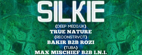 Silkie (Deep Medi ✈ UK) True Nature (reconstrvct / Fourth Temple) Max Mischief b2b I.N.I. (Subverse NYC) Bakir b2b Rozi (Tuba) Q Mastah (Dub-Stuy Records) Downstairs MikeQ (Fade To Mind, NJ) Durban (Lit City Trax / Teklife) TCJ (Lit City Trax / Teklife) Tripletrain (Skyline Sessions)