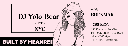 WOMPLIST 67 Halloween Special: Yolo Bear, Thriftworks, G.Jones, DJ Funeral, Lazerdisk, Beats Antique